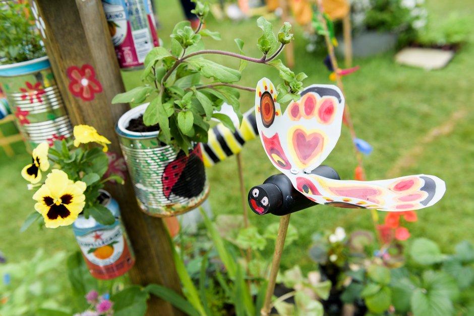 Chatsworth Grow Sensory Planters 2019