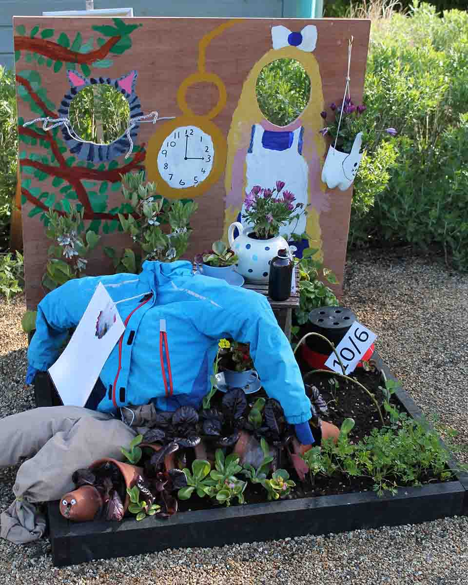 Ilam C Of E Va Primary: Budding Gardeners 2015 Results Harlow Carr / RHS Campaign