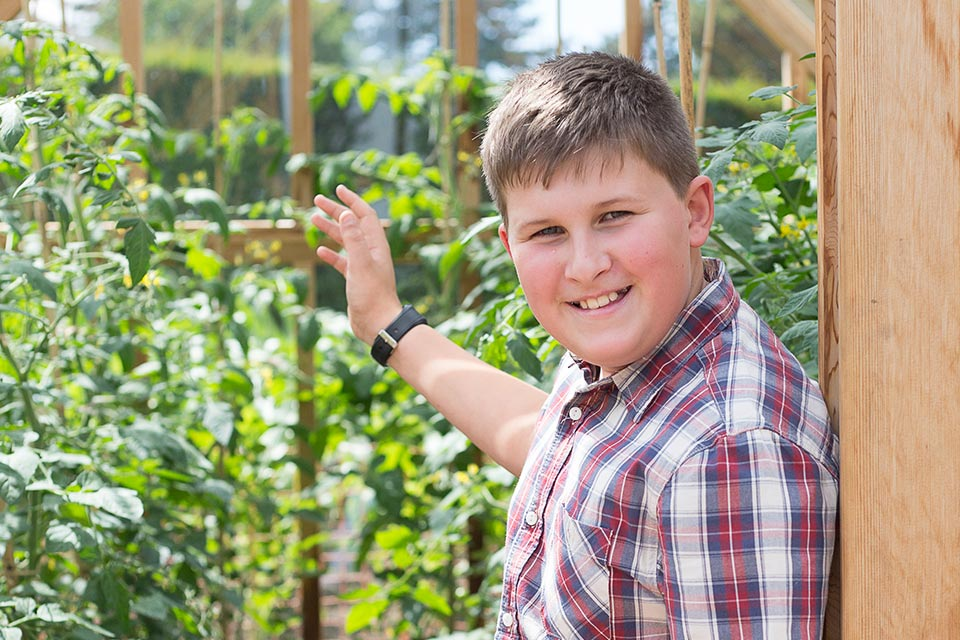 School Gardeners of the Year RHS Campaign for School Gardening