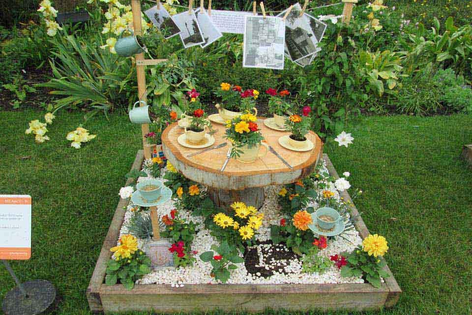Garden design ideas for children